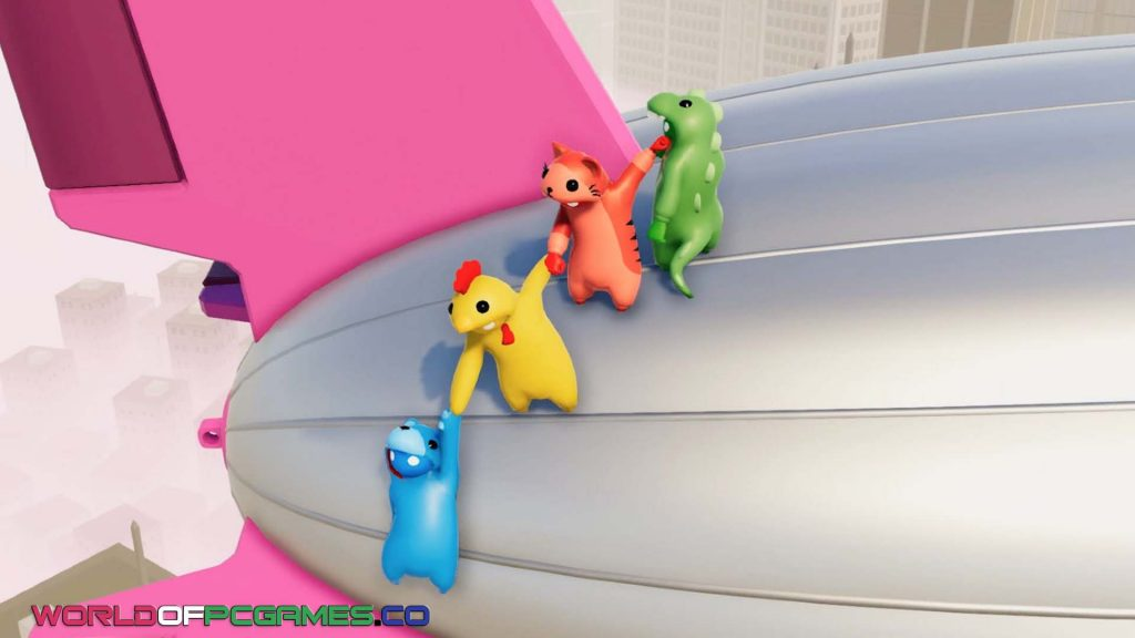 Gang Beasts Free Download PC Game By Worldofpcgames.co