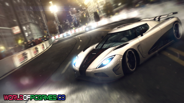 Grid 2 Mac OS Free Download PC Game By Worldofpcgames.co