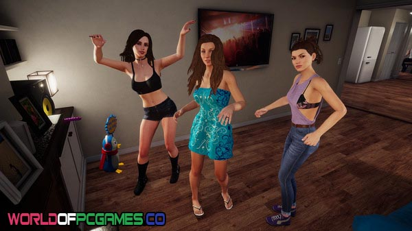 House Party Free Download PC Game By Worldofpcgames.co