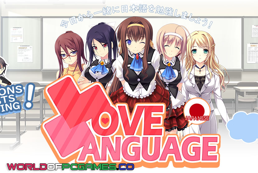 Love Language Japanese Free Download PC Game By Worldofpcgames.co