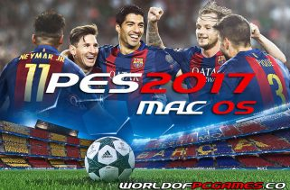 PES 17 Mac OS Free Download PC Game By Worldofpcgames.co