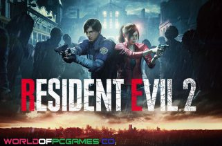 Resident Evil 2 BIOHAZARD RE 2 Free Download By Worldofpcgames.co