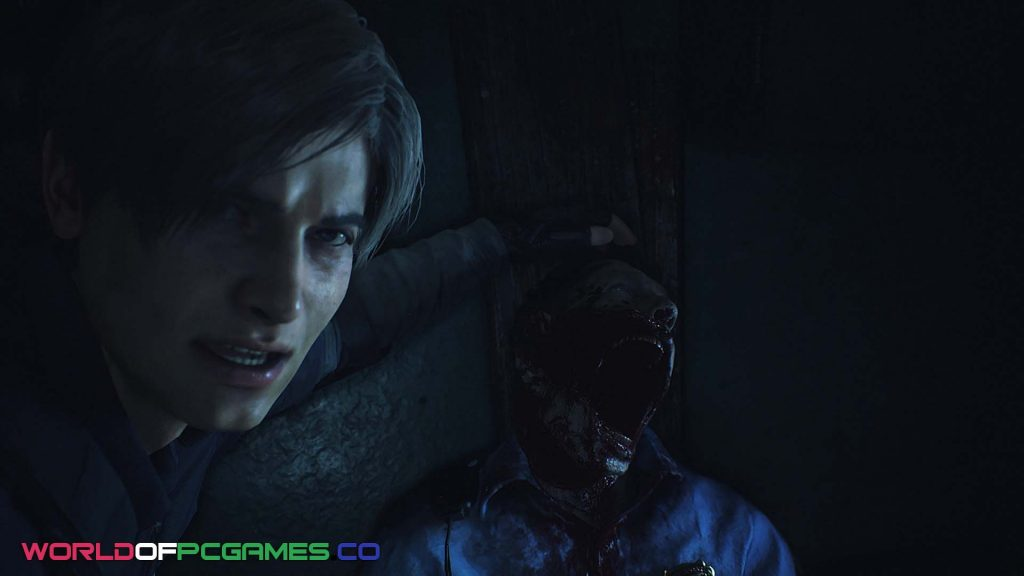 Resident Evil 2 BIOHAZARD RE 2 Free Download PC Game By Worldofpcgames.co