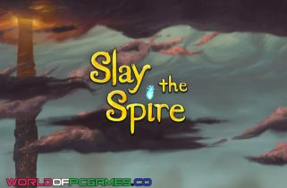 Slay The Spire Free Download PC Game By Worldofpcgames.co