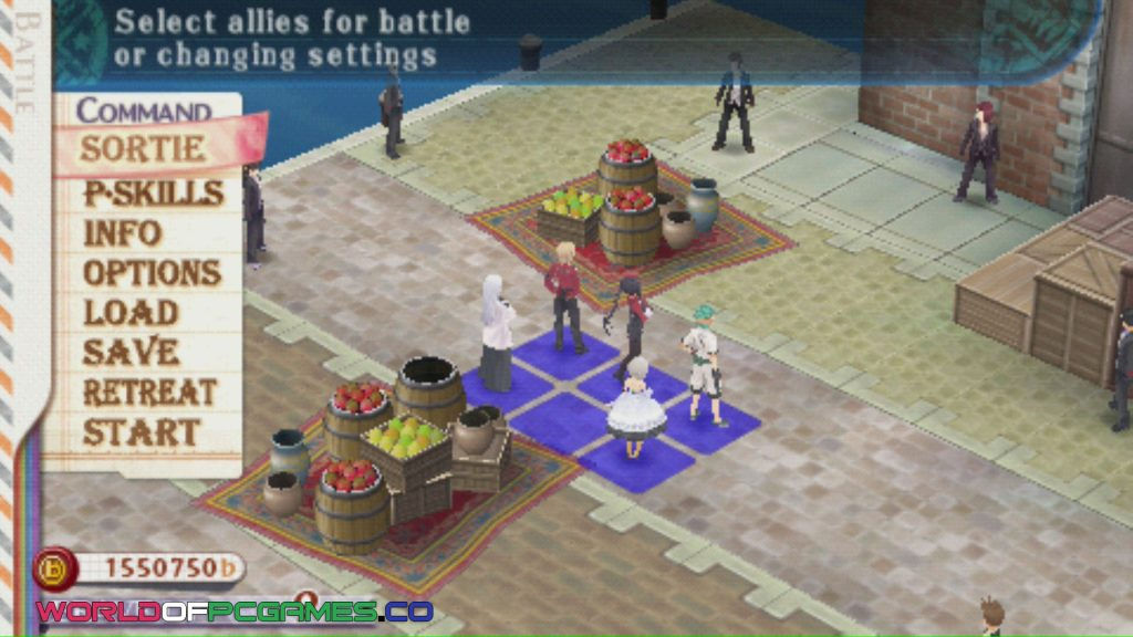Summon Night 6 Free Download PC Game By Worldofpcgames.co