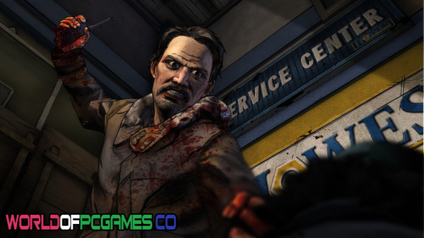 The Walking Dead Season Two Free Download PC Game By Worldofpcgames.co