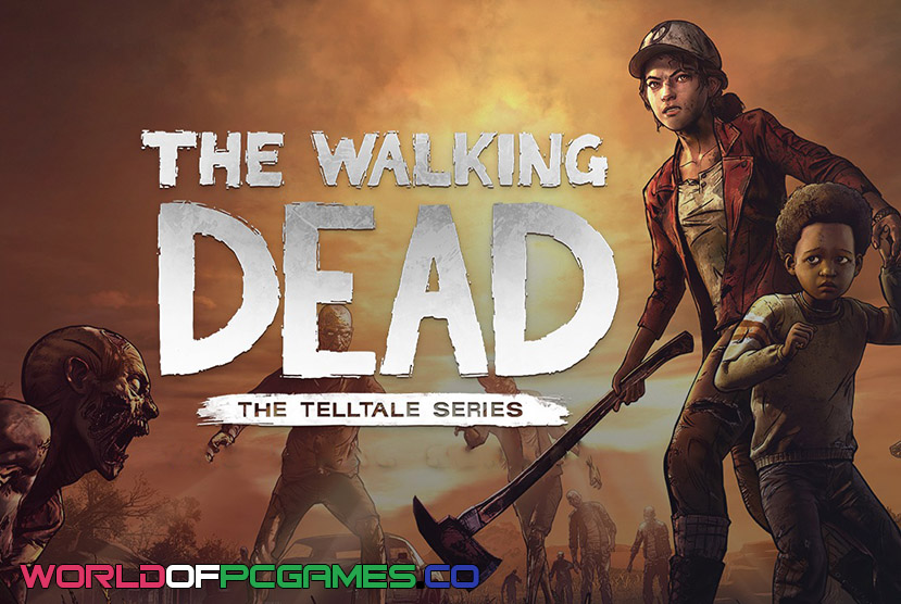 The Walking Dead Season Two Free Download PC Game By Worldofpcgames,co