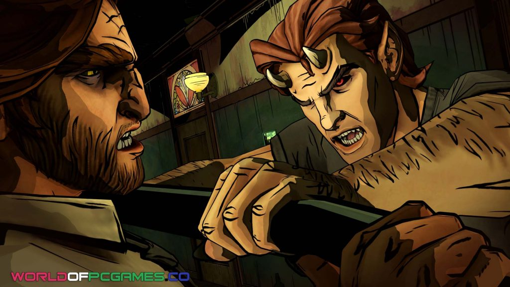 The Wolf Among Us Free Download PC Game By Worldofpcgames.co