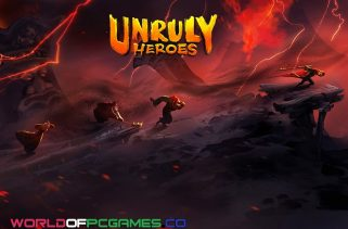 Unruly Heroes Free Download PC Game By Worldofpcgames.co