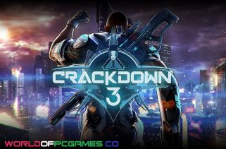Crack Down 3 Free Download PC Game By Worldofpcgames.co