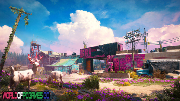 Far Cry New Dawn Free Download PC Game By Worldofpcgames.co