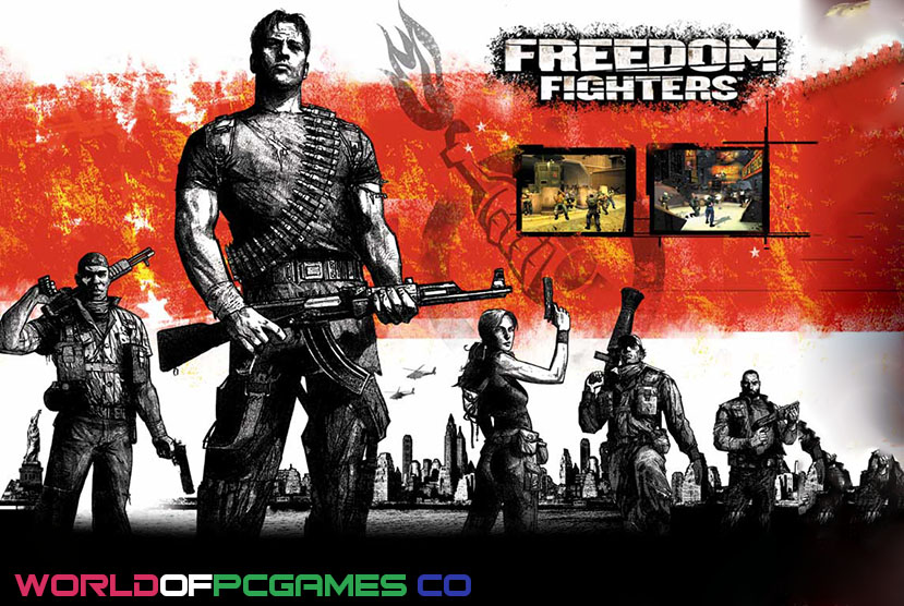 download free freedom fighters game for pc