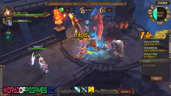 God Monster Free Download PC Game By Worldofpcgames.co