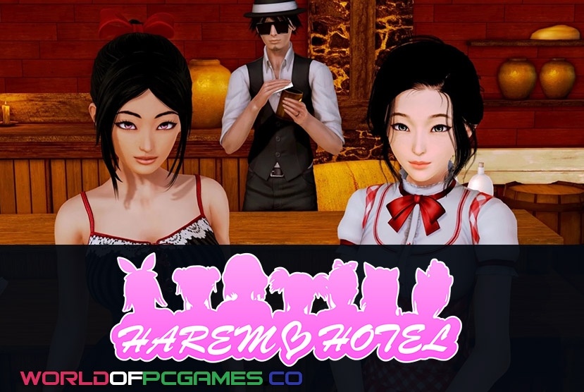 Harem Hotel Free Download PC Game By Worldofpcgames.co