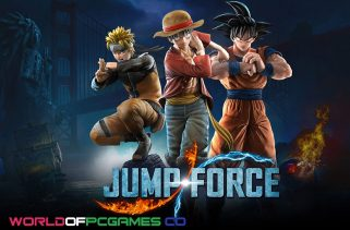 Jump Force Free Download PC Game By Worldofpcgames.co