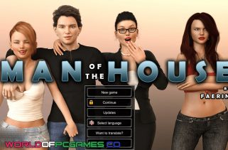Man Of The House Free Download PC Game By Worldofpcgames.co