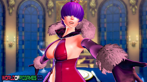 SNK Heroines Tag Team Frenzy Free Download PC Game By Worldofpcgames.co