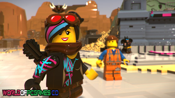 The Lego Movie 2 Free Download PC Game By Worldofpcgames.co