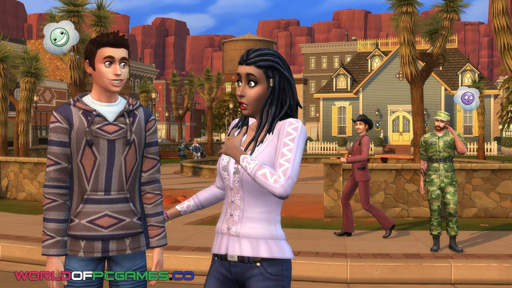 The SIMS 4 Strangerville Free Download PC Game By Worldofpcgames.co