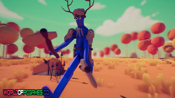 Totally Accurate Battle Simulator Free Download PC Game By Worldofpcgames.co