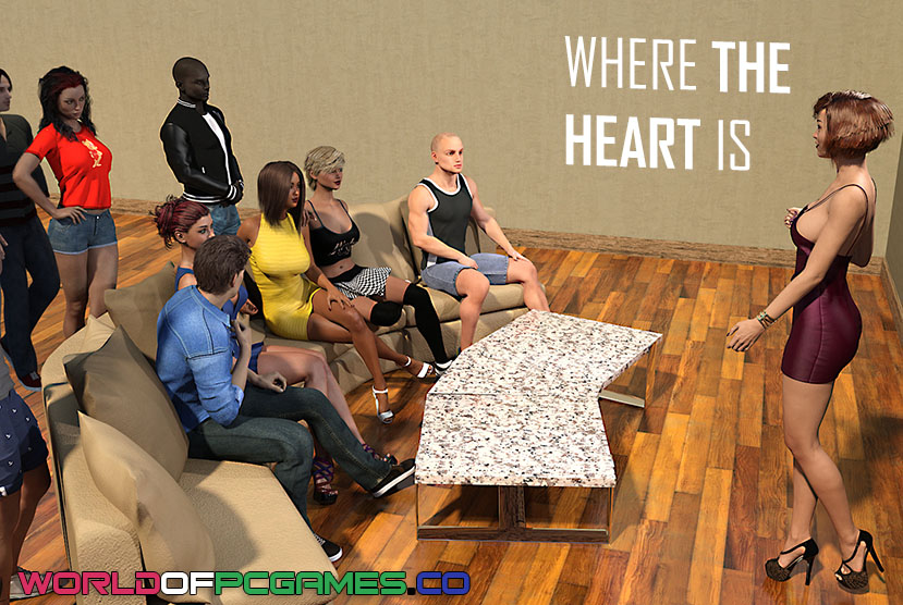 Where The Heart Is Free Download PC Game By Worldofpcgames.co