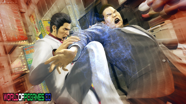 Yakuza Kiwami Free Download PC Game By Worldofpcgames.co