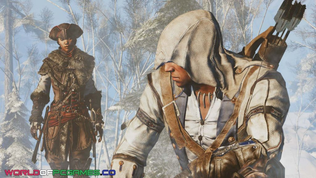 Assassin's Creed III Remastered Free Download PC Game By Worldofpcgames.co