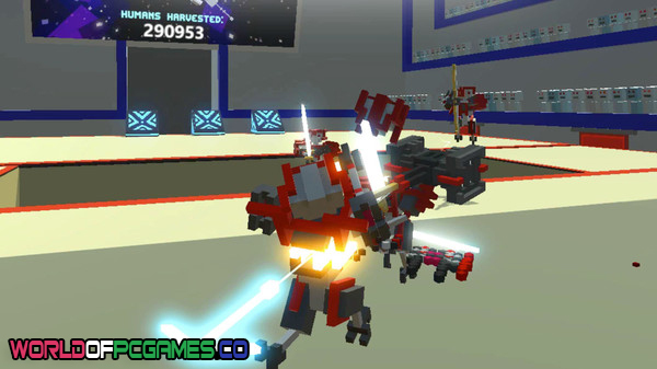 Clone Drone in the Danger Zone Free Download PC Game By Worldofpcgames.co