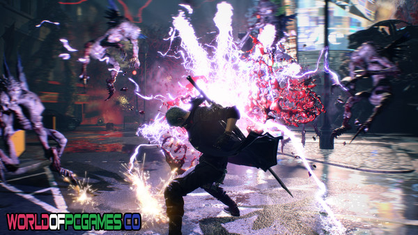 Devil May Cry 5 Free Download PC Game By Worldofpcgames.co