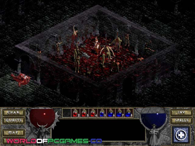 Diablo Free Download PC Game By Worldofpcgames.co