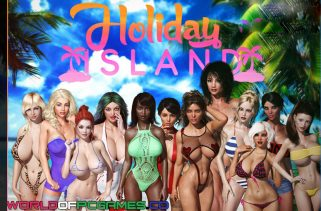 Holiday Island Free Download PC Game By Worldofpcgames.co