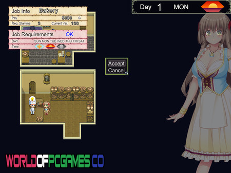 Leanna's Slice of Life Free Download PC Game By Worldofpcgames.co
