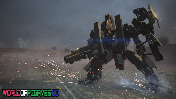 Left Alive Free Download PC Game By Worldofpcgames.co