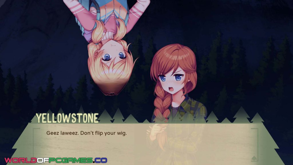 National Park Girls Free Download PC Game By Worldofpcgames.co