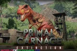 Primal Carnage Extinction Free Download PC Game By Worldofpcgames.co