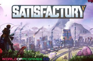 Satisfactory Free Download PC Game By Worldofpcgames.co