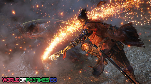 Sekiro Shadows Die Twice Free Download PC Game By Worldofpcgames.co