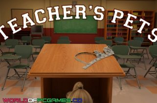 Teacher's Pets Free Download PC Game By Worldofpcgames.co