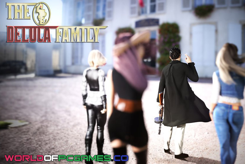 The DeLuca Family Free Download PC Game By Worldofpcgames.co