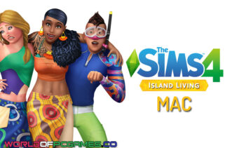 The SIMS 4 Island Living Mac Free Download By Worldofpcgames.co