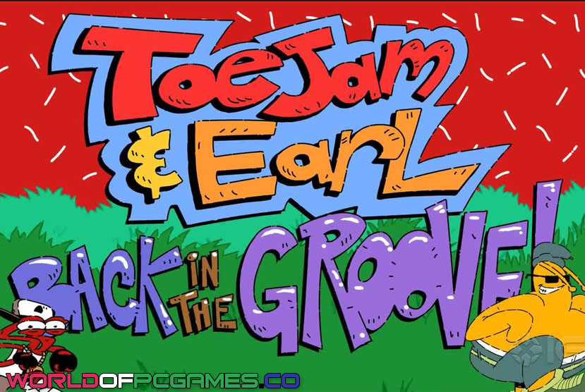 ToeJam & Earl Back in the Groove Free Download By Worldofpcgames