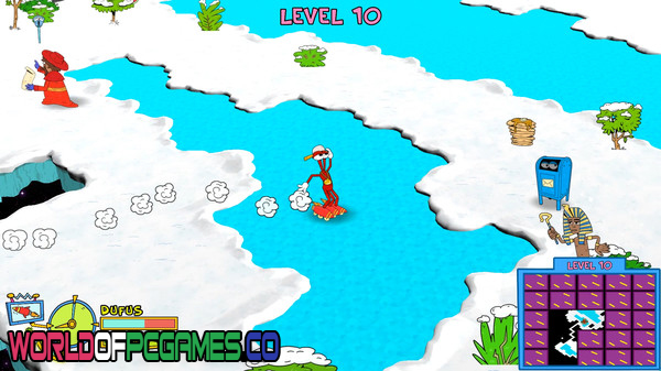 ToeJam & Earl Back in the Groove Free Download PC Game By Worldofpcgames.co