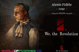 We The Revolution Free Download PC Game By Worldofpcgames.co