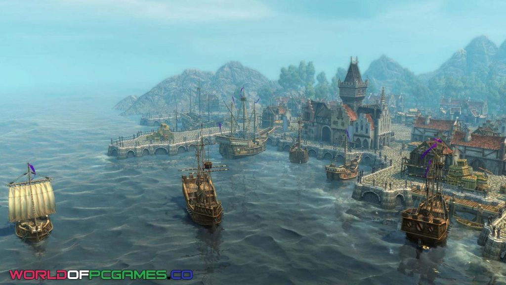 Anno 1404 Gold Edition Free Download PC Game By Worldofpcgames.co