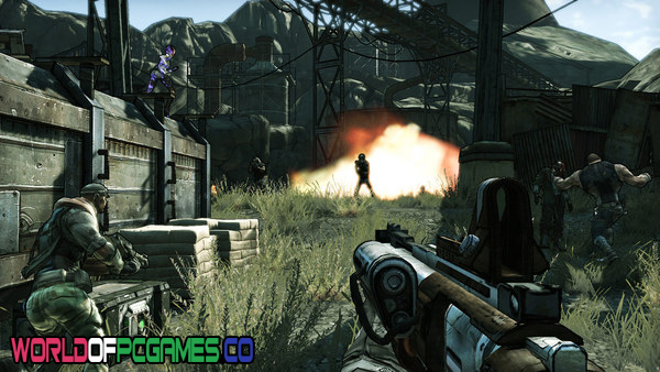 Borderlands Game of the Year Free Download PC Game By Worldofpcgames.co