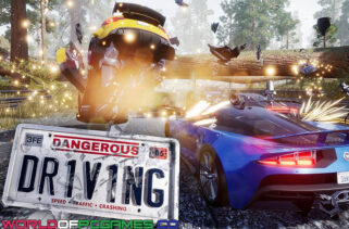 Dangerous Driving Free Download By Worldofpcgames