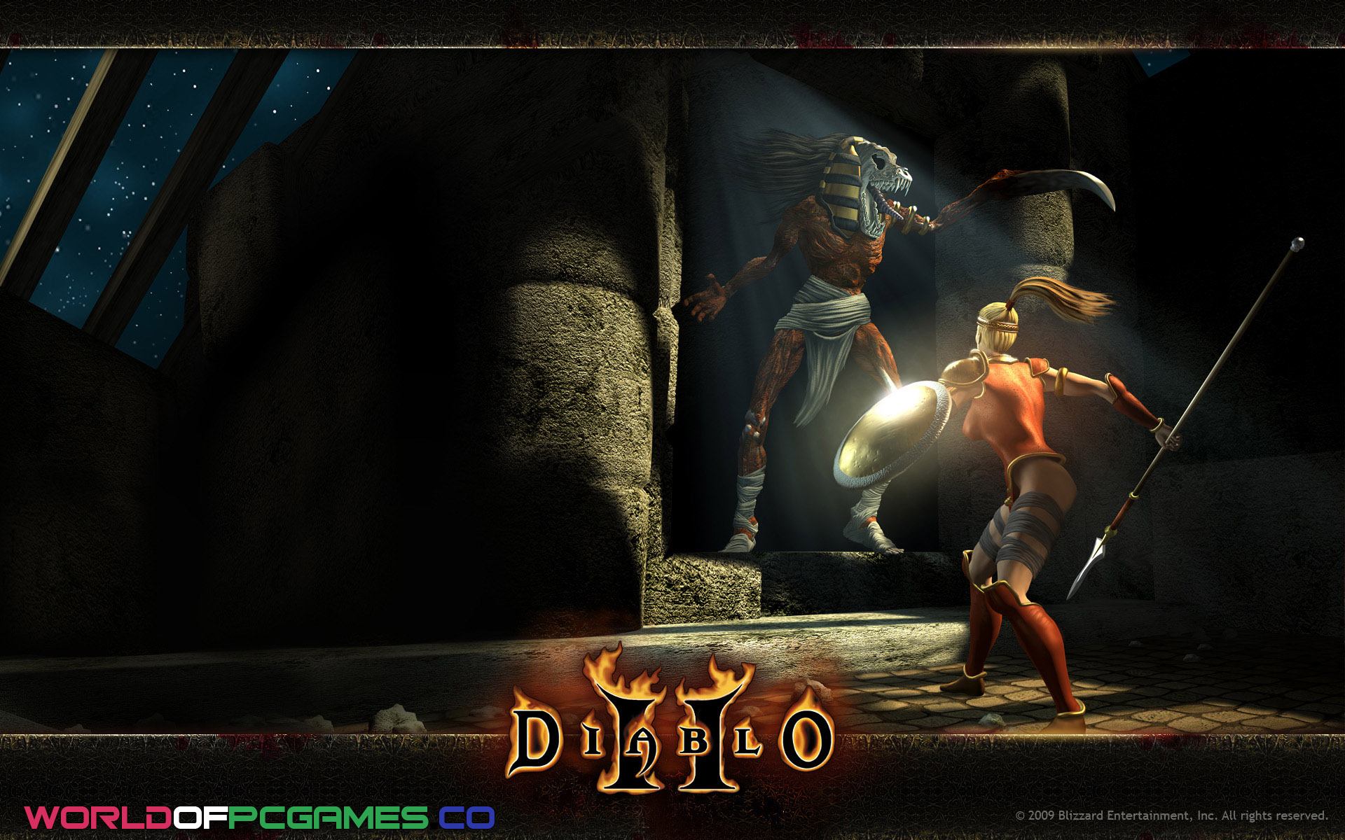 Diablo II Free Download PC Game By Worldofpcgames.co