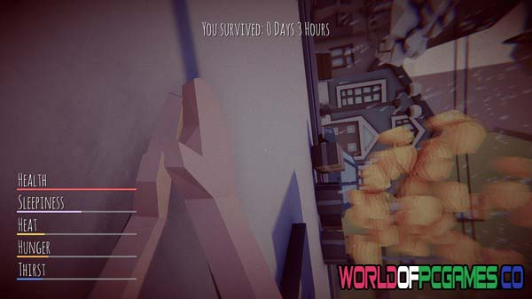 Homeless Simulator Free Download PC Game By Worldofpcgames.co