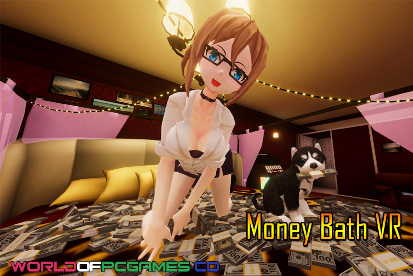 Money Bath VR Free Download PC Game By Worldofpcgames.co