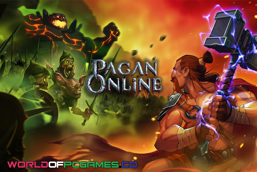 Pagan Online Free Download PC Game By Worldofpcgames.co